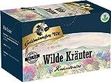 Goldmnnchen Tee Wilde Kruter aus Thringen, 20 einzeln versiegelte Teebeutel, 3er Pack (3 x 30 g)