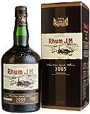 Rhum J.M Vieux Millesime mit Geschenkverpackung 2005 Rum (1 x 0.7 l)
