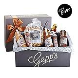 Gepp's Feinkost Grillmeister Geschenkbox   Feinkost-Geschenkkorb gefüllt mit den perfekten...