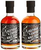Austrian Empire Navy Rum Reserve 1863 + Solera 18 years Set (2 x 0.2 l)