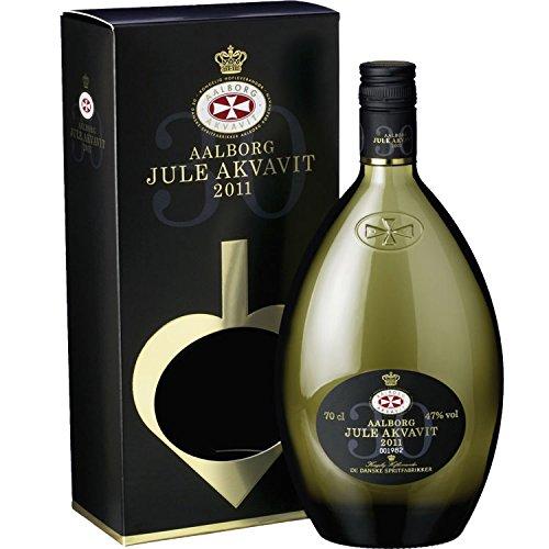 Aalborg Jule Akvavit 2011 47% 0,7 ltr