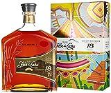Flor de Cana Centenario 18 Years Old Legacy Edition I mit Geschenkverpackung Rum (1 x 1 l)