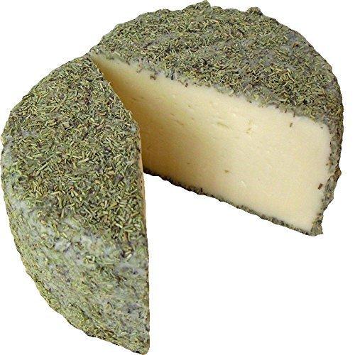 Schafskäse mit Rosmarin 300g frisch vom Laib QUESO DE OVEJA AL ROMERO Käse