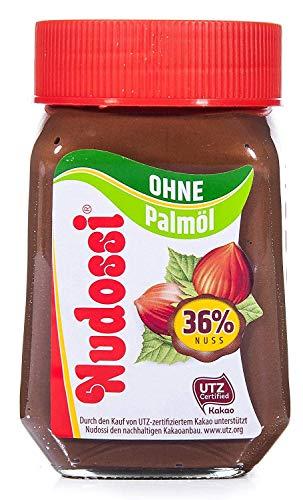 Nudossi Brotaufstrich ohne Palmöl, 300 g