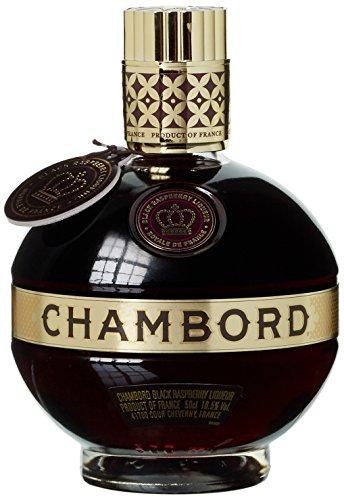 Chambord Liqueur Royale de France - 16,5% Vol.(1 x 0.5 l)/Himbeerlikör aus XO Cognac/Aus...