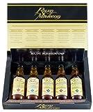 Malecon Rum Collection, Geschenkset 5x 0,05l
