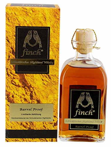 finch Schwbischer Highland Whisky Barrel Proof 0,5 l