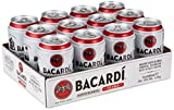 Bacardi Carta Blanca und Cola, EINWEG (12 x 0.33 l)