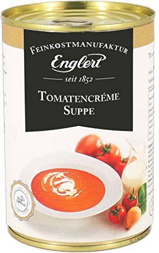 Englert Tomatencremesuppe, 390 ml. / Dose