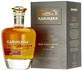 Karukera Trés Vieux Cuvée Christophe Colomb 1493 mit Geschenkverpackung  Rum (1 x 0.7 l)