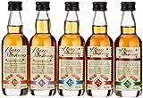 Rum Malecon Reservas Miniset mit Geschenkverpackung (5 x 0.05)