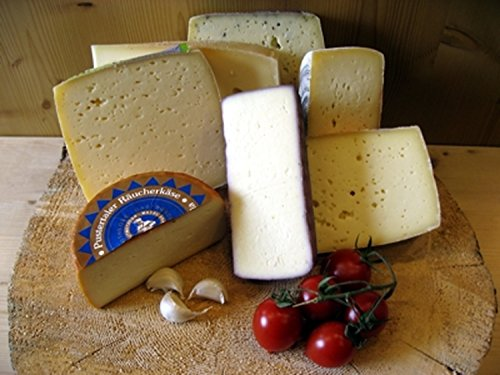 Südtiroler Käsesortiment Schaukäserei Drei Zinnen