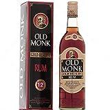 Old Monk 12 Jahre Rum (1 x 0.7 l)