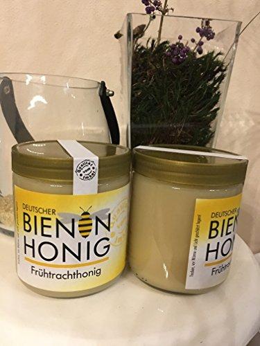 Frhtrachthonig 500g - Naturbelassener Imker-Honig - Regionales Produkt aus Deutschland / THRINGEN -...