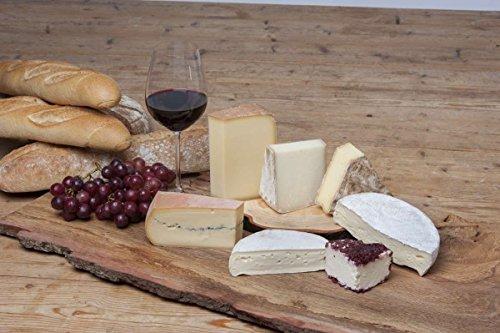 Käseplatte ''Feiner Französischer Käse''