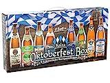 Kalea Oktoberfest-Bier-Box | O'Zapft is | 8 x 0,5l Flaschen | Bayrische Fest-Bierspezialitäten |...