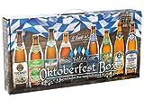 Kalea Oktoberfest-Bier-Box | O'Zapft is | 8 x 0,5l Flaschen | Bayrische Fest-Bierspezialitten |...