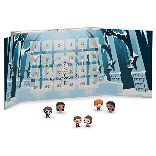 Funko 24 42753 Pop. Harry Potter Advent Calendar Collectible Figure, Multi Sammelbares Spielzeug,...