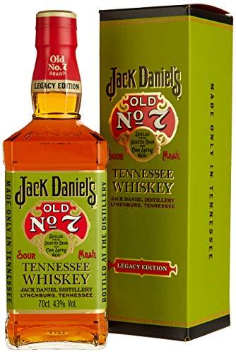 Jack Daniel's Legacy Edition - limititierte Sonderedition in der Geschenkbox - Tennessee Whiskey -...