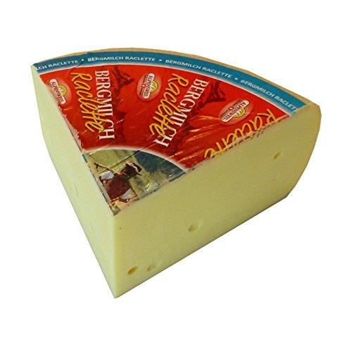 Raclette Käse aus der Schweiz (1.300 GR 1/4 Laib)