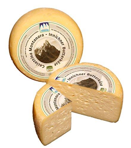 Innichner Butterkäse aus Heumilch ca. 600 gr. - Sennerei Drei Zinnen