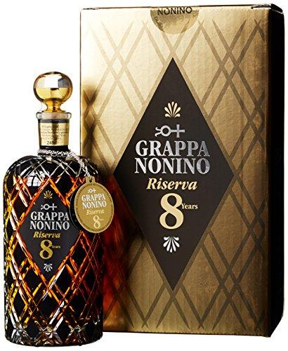 Nonino Grappa Riserva 8 Jahre in Geschenkverpackung 43% vol. (1 x 0.7 l)