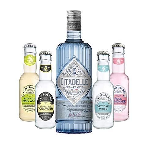 Citadelle Gin & Fentimans Tonic Mix