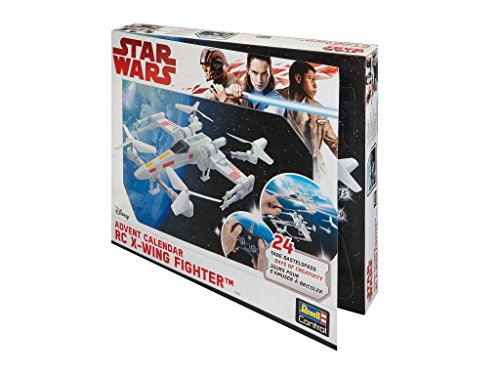 Revell Control 01013 - RC Adventskalender Star Wars X-Wing-Fighter