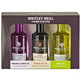 Whitley Neill Gin Collection Gift Pack, 5 cl, Case of 3