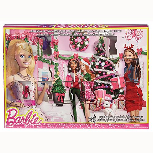 Mattel Barbie BLT25 - Adventskalender 2014