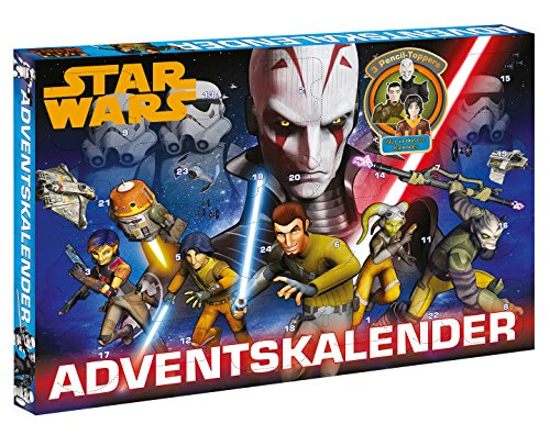 Craze 52106R Star Wars Rebels Adventskalender