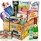 DDR SPEZIALITTEN BOX Waren DDR Geschenkverpackung