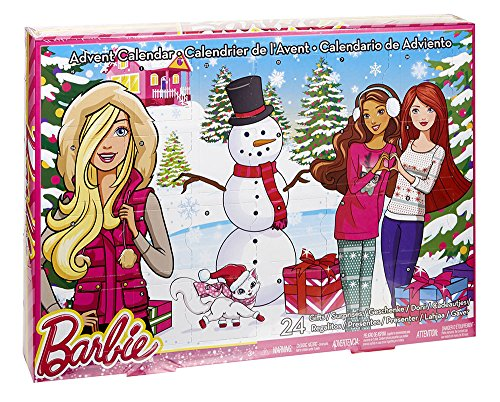 Barbie DMM61 Adventskalender