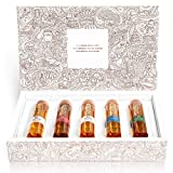 "Tastillery Whisky Tasting Probier Set ""The Whisky Adventure"" in Geschenkbox (5 x 50ml) 