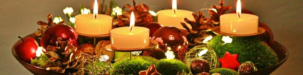 Adventskalender für die diesjährige Vorweihnachtszeit bequem & einfach online bestellen